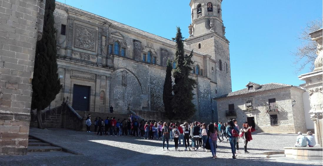 Catedral Baeza easy